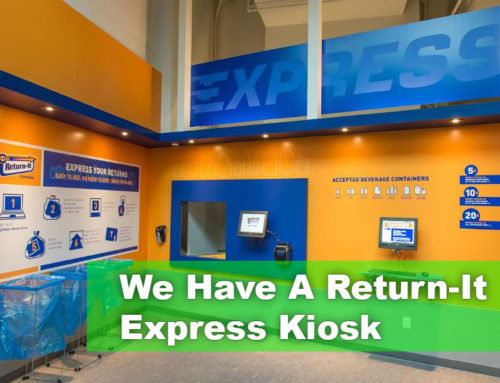 Return It Express Kiosk In Langley